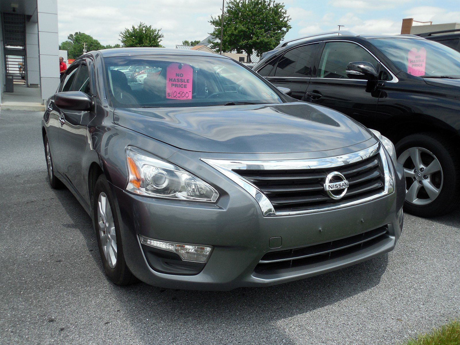 Pre Owned 2014 Nissan Altima 2 5 S 4dr Car in East Petersburg