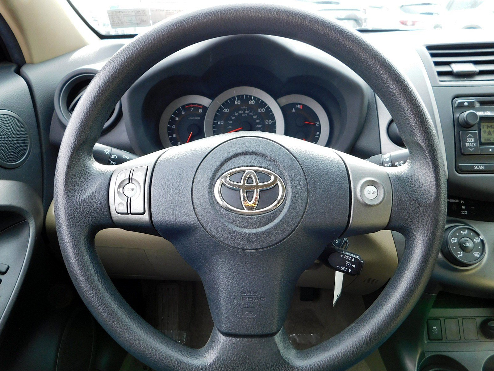 Pre-Owned 2012 Toyota RAV4 4DR FWD LE