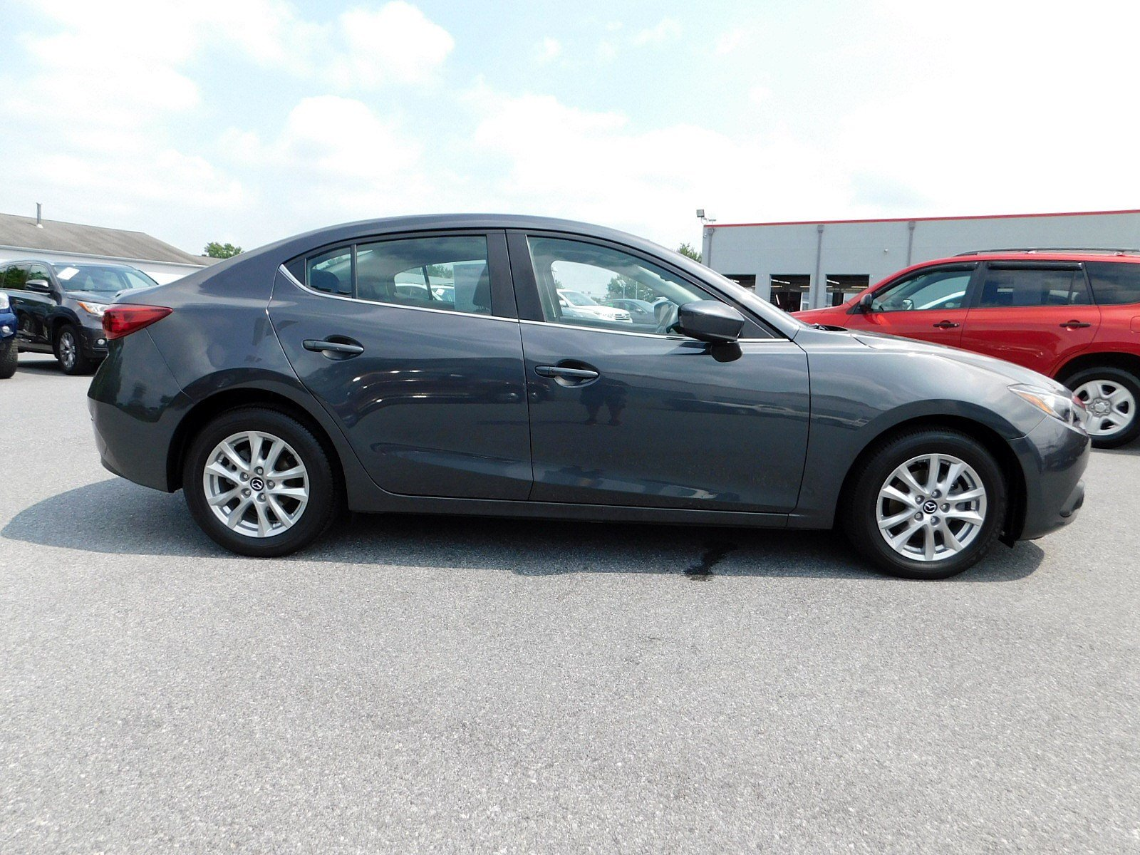 Certified Pre-Owned 2016 Mazda MAZDA3 i Grand Touring