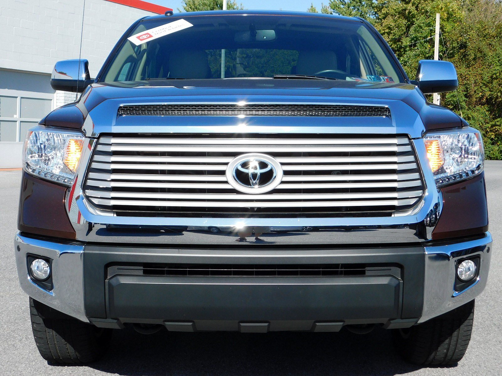 Pre-Owned 2016 Toyota Tundra LTD