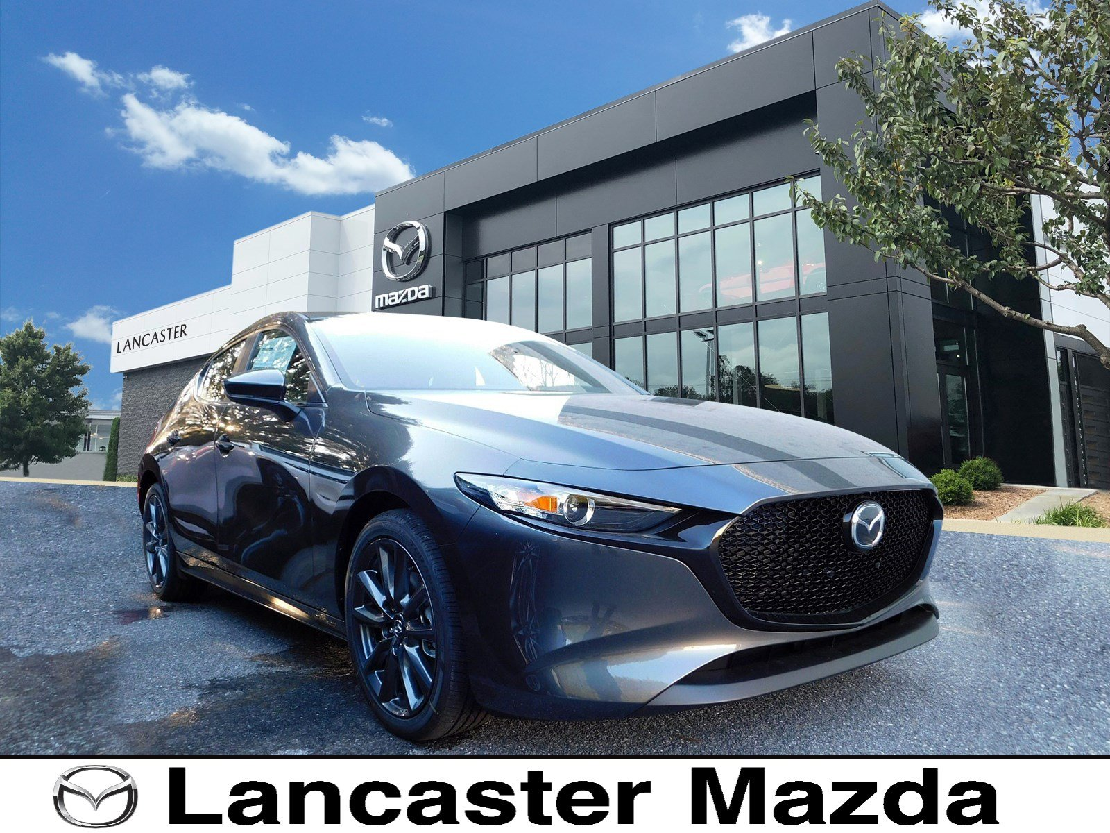 New 2020 Mazda MAZDA3 HATCHBACK