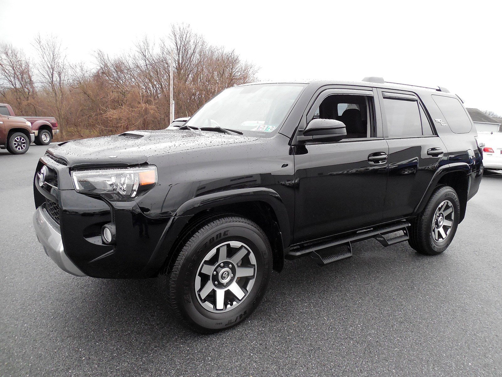 Pre-Owned 2018 Toyota 4Runner TRD Off Road