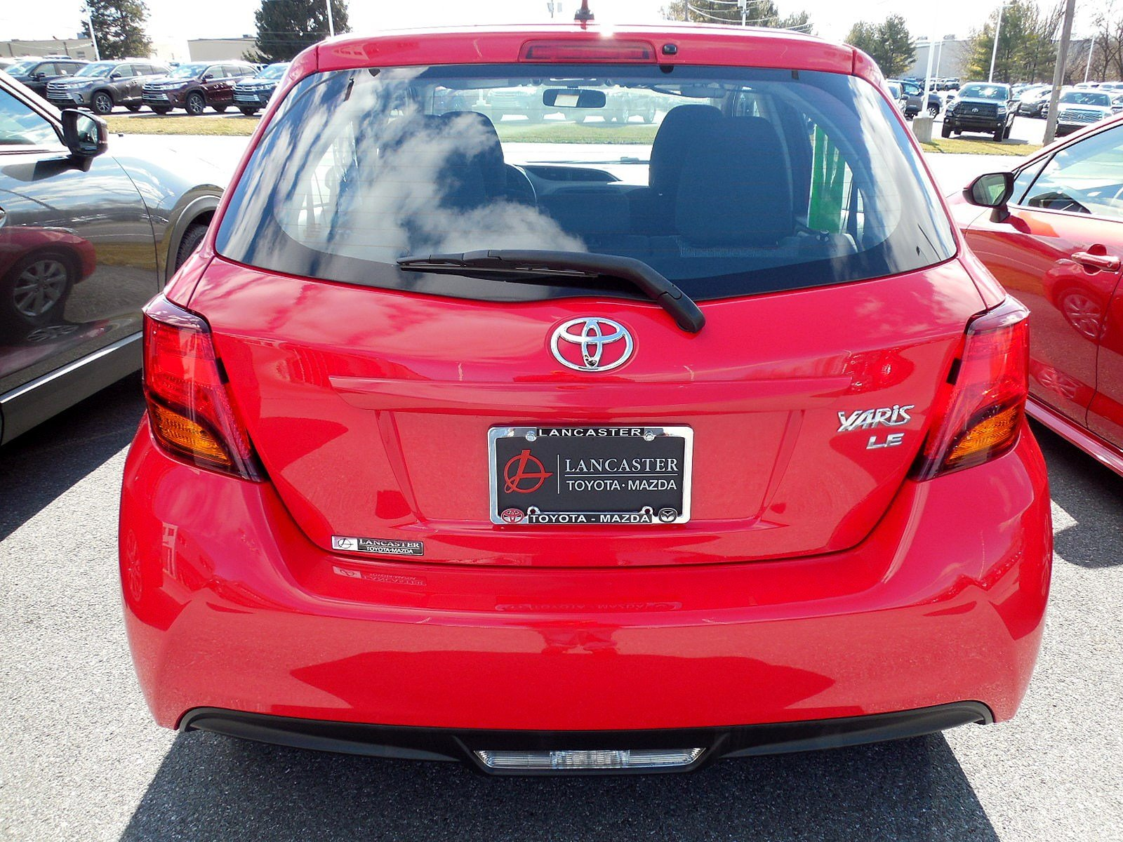 Pre-Owned 2016 Toyota Yaris LE