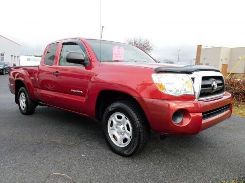 Pre-Owned 2006 Toyota Tacoma ACC CAB 2WD AT