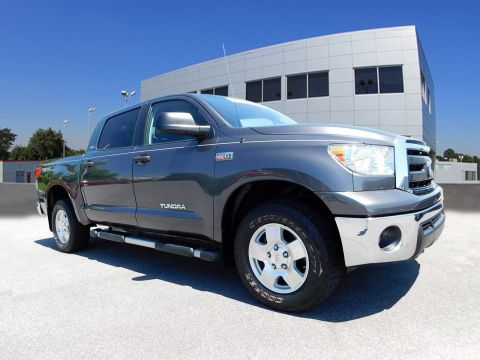 Pre-Owned 2013 Toyota Tundra CREW 4WD V8 5.7 S