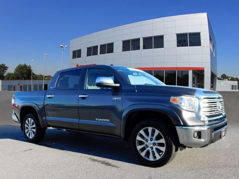 Pre-Owned 2015 Toyota Tundra LTD