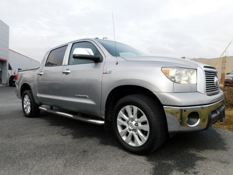 Pre-Owned 2010 Toyota Tundra LTD