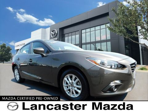 Certified Pre-Owned 2016 Mazda MAZDA3 i Touring