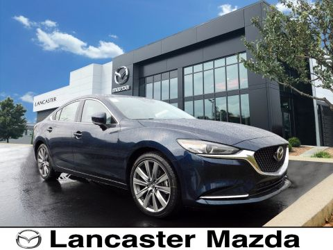 New 2020 Mazda MAZDA6 Grand Touring Reserve